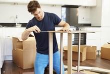 Сборка новой мебели